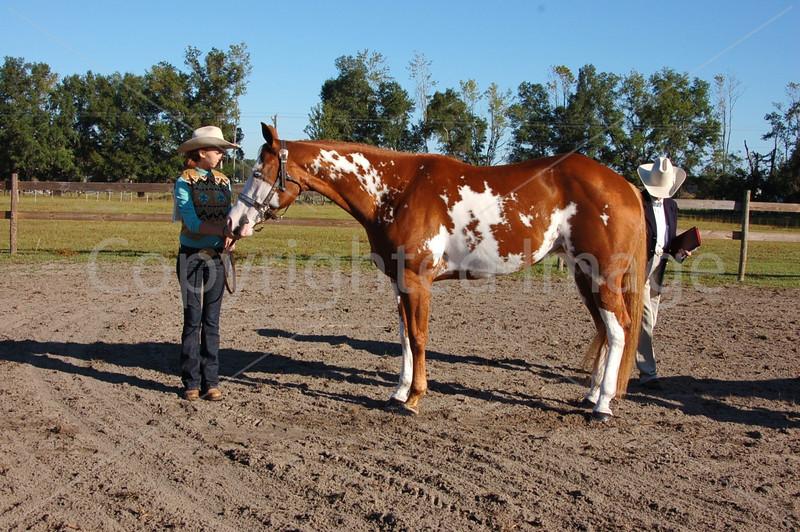 Ft. White D-n-T Horse Show  10-26-08