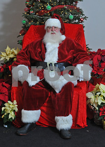 Dalton Utilities Santa 2013
