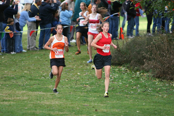 2005 NorthWest District Cross Country Championship