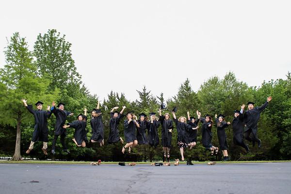 Cheer Graduation 2019