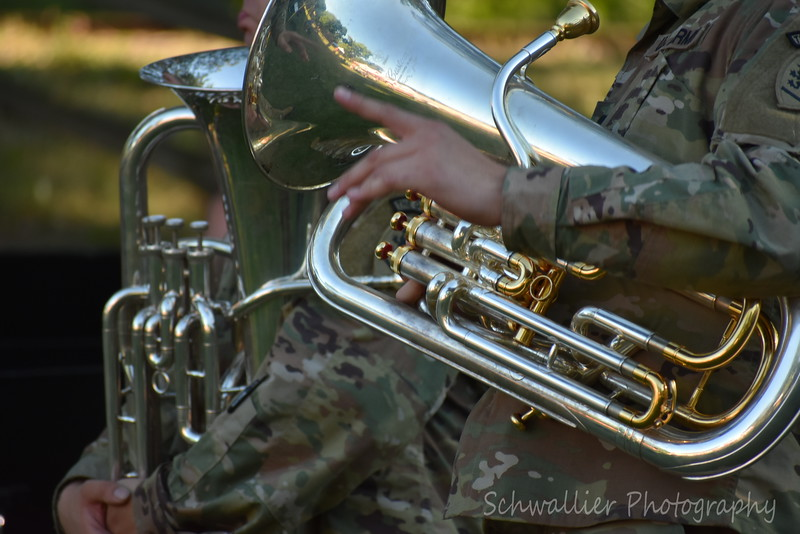 2018 - 126th Army Band Concert at the Zoo - Show Time by Heidi 140.JPG