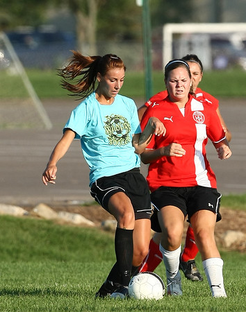 MWSL Soccer: Wildfire vs St Croix Arsenal (July 25, 2011)
