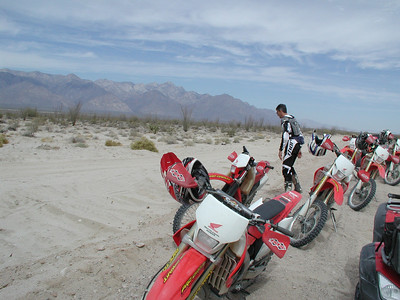 2008 Chris Haines Baja Tour