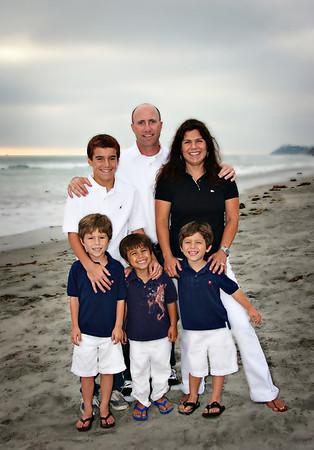 Buechs Family Portraits
