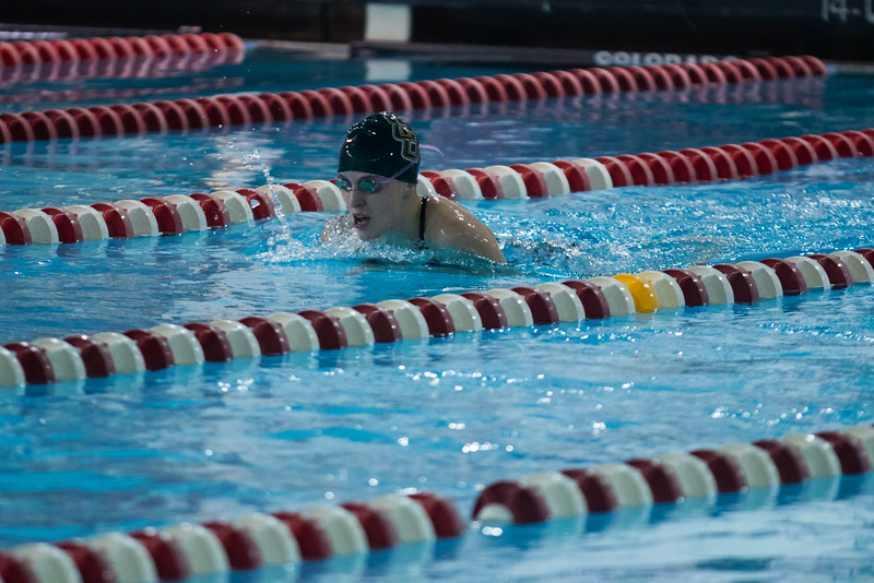Men and Women Swimming at Liberty League Championships RPI 12/15