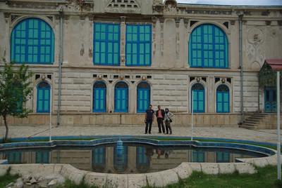 20100526 Szympans i pasztetz konia, Bazargan Maku i miejski żywotw Teheranie