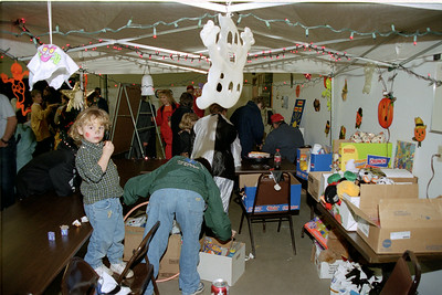 Sands Township Fire & EMS Halloween Party 2003