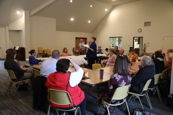 Evangelism adult class