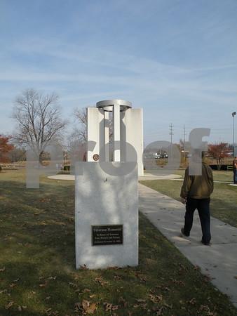 Aurora, IL Vets Day at Veterans Island 11-11-10