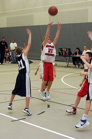 5th Grade - 2/16/08 - Hudson (Garson) Vs. Wadsworth