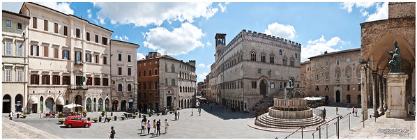 Cycling Umbria's Medieval Towns