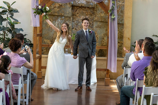 Wedding Day - Highland Gardens