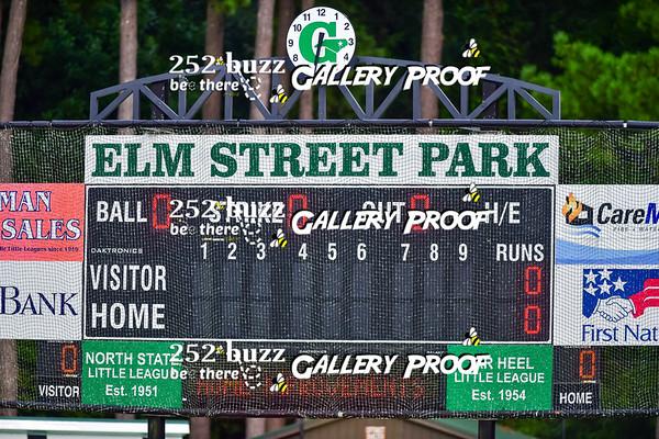 Kiwanis vs RE/MAX, Greenville Little League baseball, August 14, 2020