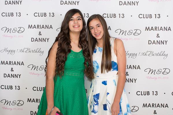 Mariana & Danny's 13th Birthday