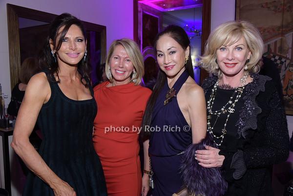 Sheila Rosenblum, Liora Sternberg,Lucia Hwong Gordon, Paola Rosenshein photo by Rob Rich/SocietyAllure.com © 2014 robwayne1@aol.com 516-676-3939