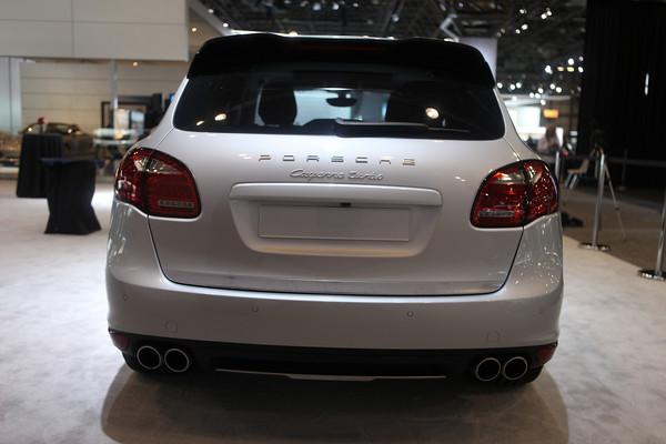 Porsche - 2010 NYIAS