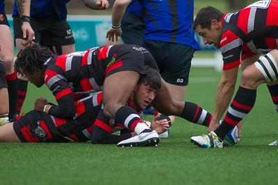 Cheltenham Rugby V Spartans - 21st December 2019