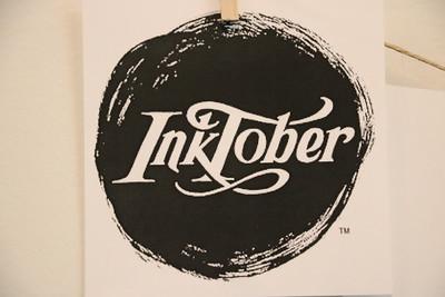 LS-MS Inktober Drawings 10-15-20