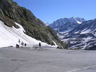 Giro del Monte Bianco 130609