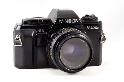 Minolta X-300s, 1983