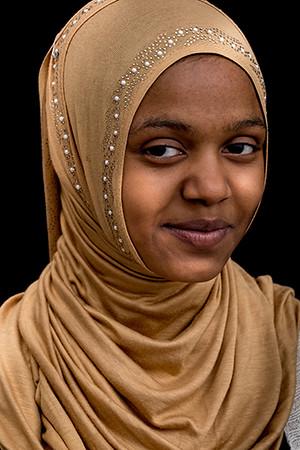 Headshot photographer Shawn David photographs girl in Boise as a Wurldpix photogpraher