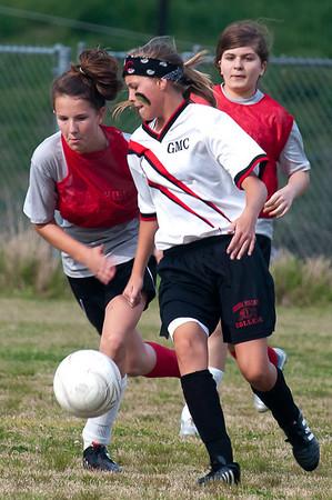 GMC MS soccer @ Oak Hill 2011