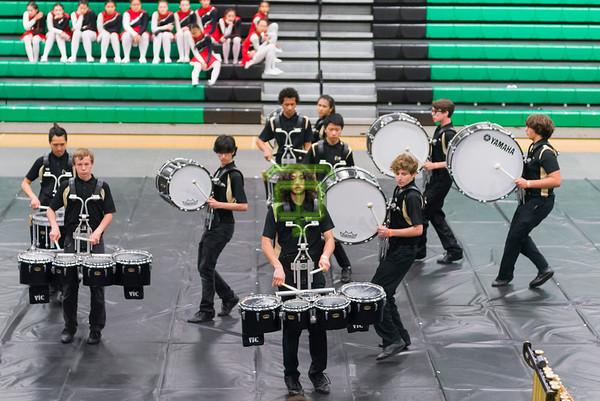 Oak Park Drum Line