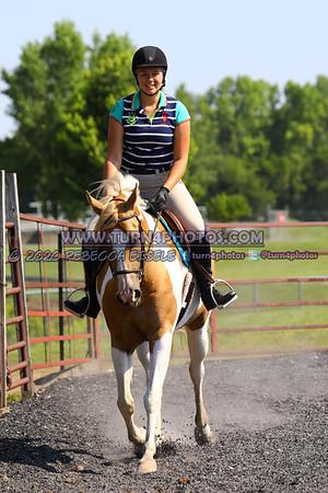 Sr. Ranch Rail Pleasure 8/16/20