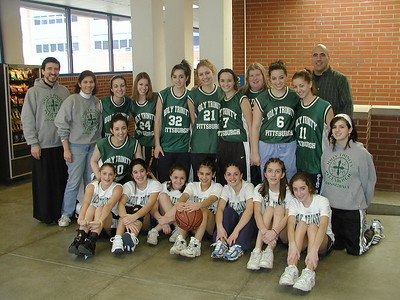 GOYA Basketball Tournament - February 19, 2005