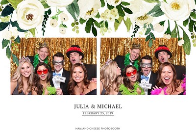 Julia + Michael