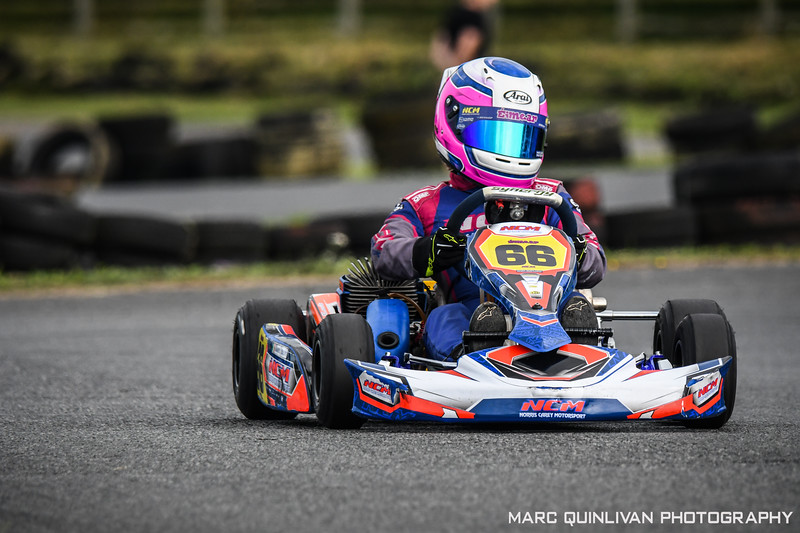 Leinster Karting Club - 2019 Summer Championship - August Test Day