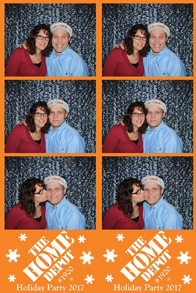 """The Home Depot """"Holiday Party 2017"""""""