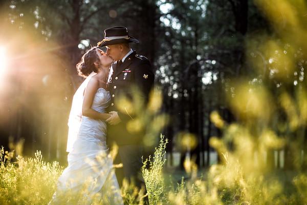 Bethany and Ryan   Thornagers Flagstaff Wedding