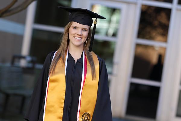 Lauren KSU Graduation