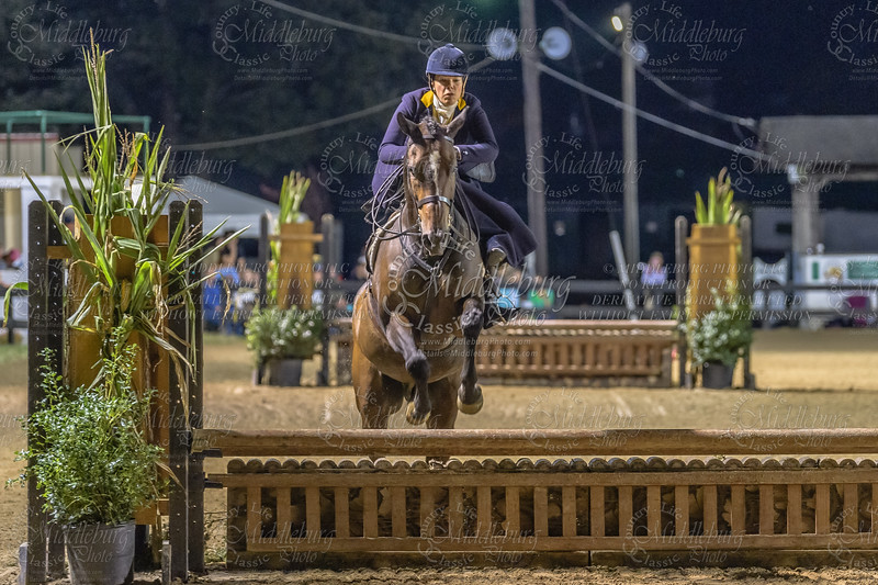 Ladies Side Saddle Over Fences