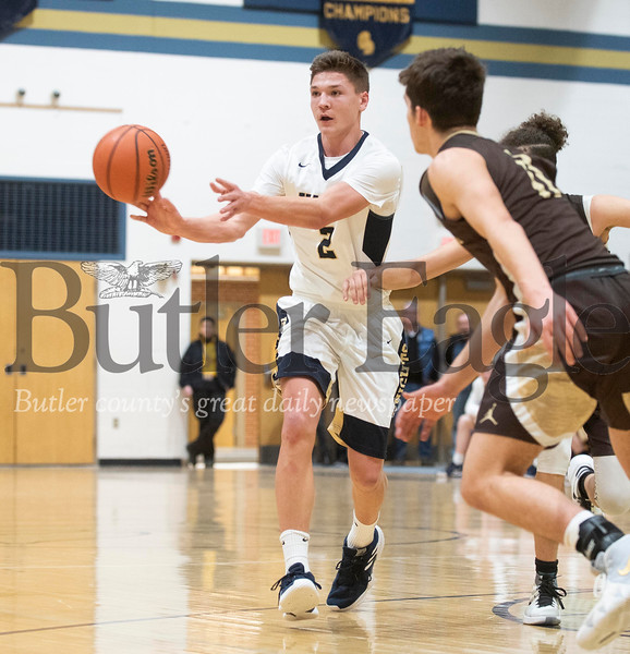 Knoch vs Highland Basketball