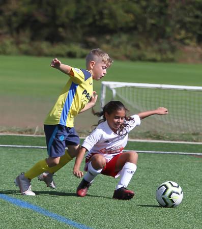 U10 - NCF East Red Girls vs Villarreal Force Yellow