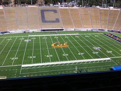 Memorial Stadium, Aug 27, 2012