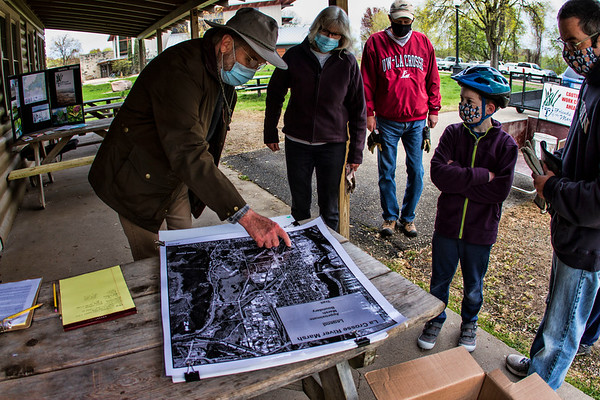 2021 Earth Fair/Marsh Cleanup -Photography by Lee Harwell
