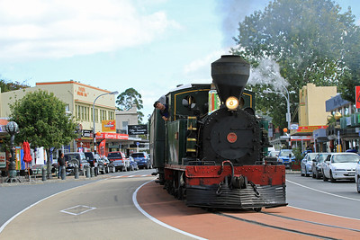 Steam Trains New Zealand