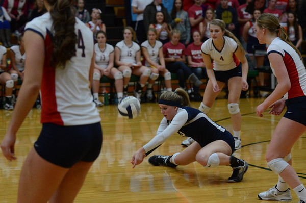 Varsity Volleyball vs Beatrice-Districts
