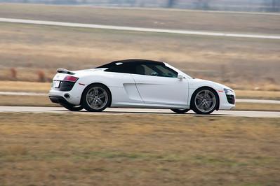 Audi State Meet 2011 - Novice