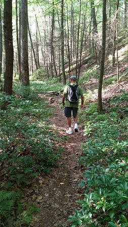 Day 6 - River Walk Trail