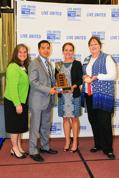 2017 May - United Way Breakfast of Champions