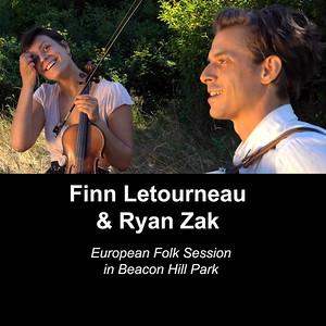 Finn Letourneau & Ryan Zak