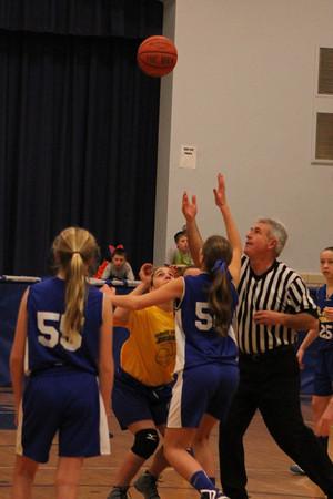 Annual St. Agnes Joseph P. Altman, Jr. 6th Grade Boys & Girls CYO Basketball Tournament