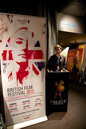 British Film Festival Launch