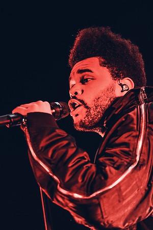 The Weeknd Asia Tour @ AsiaWorld Expo - 30 November, 2018