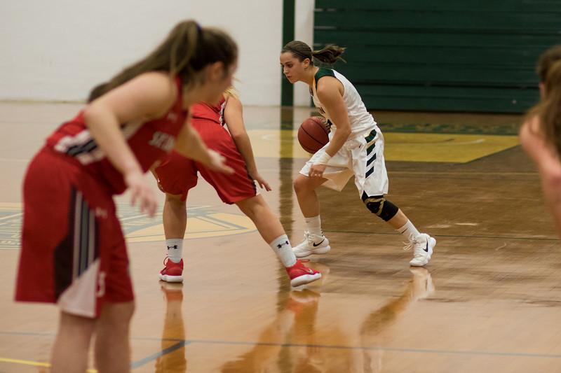 Clarkson Athletics: Women Basketball vs. St Lawrence. SLU Win 73 to 57