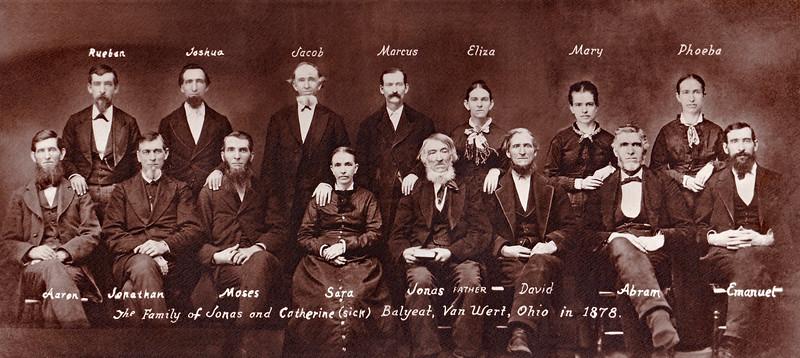 Balyeat Family